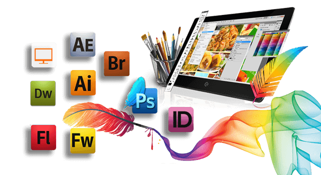 graphic designing company in india