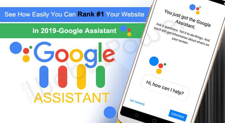 Google Voice Assistant