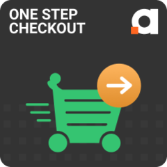 One Step Checkout by Amasty