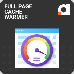 Full Page Cache Warmer by Amasty