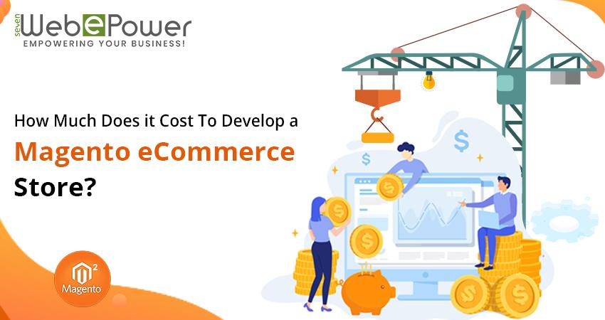 develop a Magento e-commerce Store